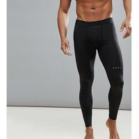 ASOS 4505 TALL Running Tights In Black - Black, 1 rozmiar
