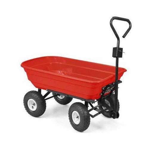 Hecht czechy Hecht 52145 przyczepa przyczepka wozidło wózek ogrodowy do traktorka ewimax - oficjalny dystrybutor - autoryzowany dealer hecht