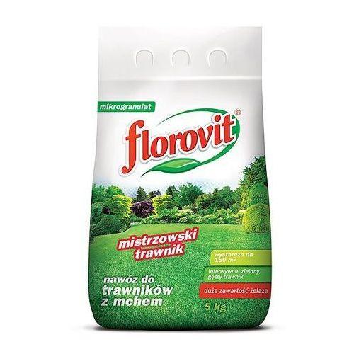Nawóz do traw z mchem 5 kg. marki Florovit