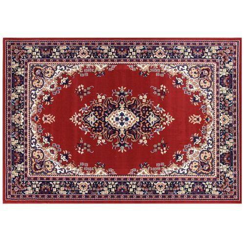 Vente-unique Dywan padoue — polipropylen — 160 × 230 cm — czerwony