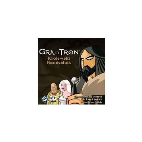 Galakta Gra o tron - królewski namiestnik. Najniższe ceny, najlepsze promocje w sklepach, opinie.