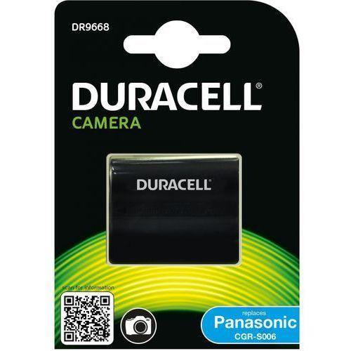 Duracell  akumulator do aparatu 7.4v 700mah 5.2wh dr9668, kategoria: akumulatory dedykowane