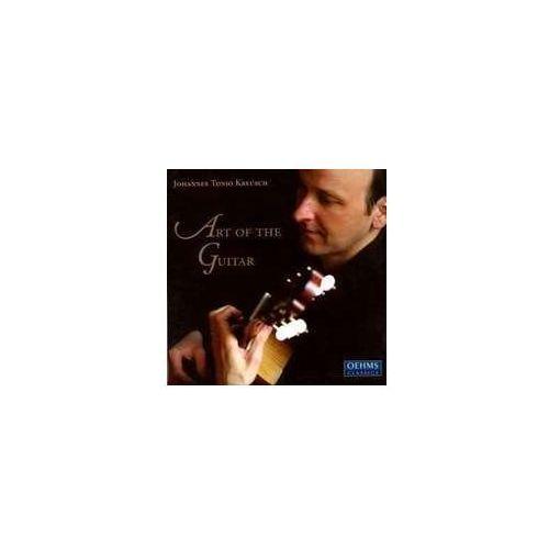 Art of the guitar: inspiración music from paraguay / spain / cuba marki Oehms classics
