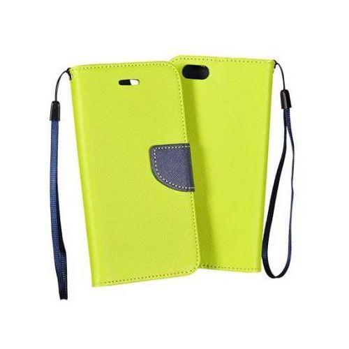 Futerał Fancy Huawei ShotX limonka, kolor zielony