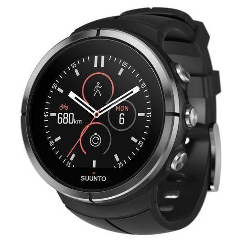 spartan ultra black hr – zegarek multisportowy z gps marki Suunto