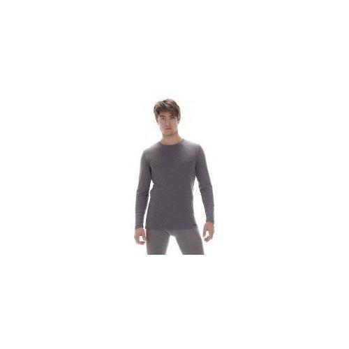 Cornette Koszulka męska authentic 214 z długim rękawem 4-5xl czarna
