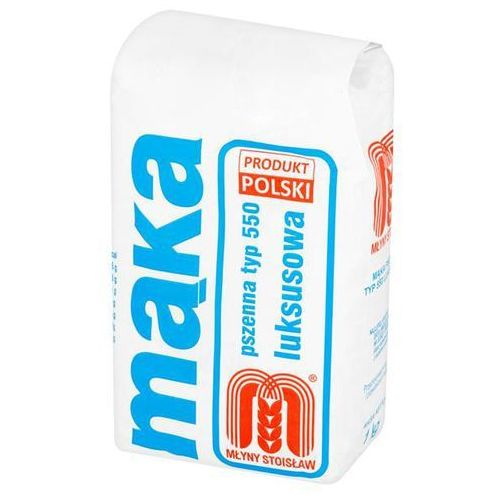 Mąka pszenna luksusowa Typ 550 1 kg