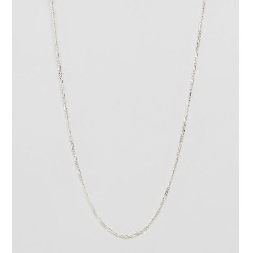 Designb chain necklace in sterling silver exclusive to asos - silver marki Designb london