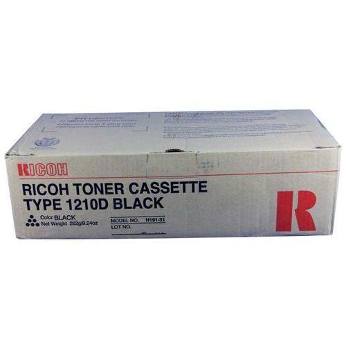 Wyprzedaż Oryginał Toner Ricoh do FAX AF FX10 T1210D 430438   4 500 str.   czarny black