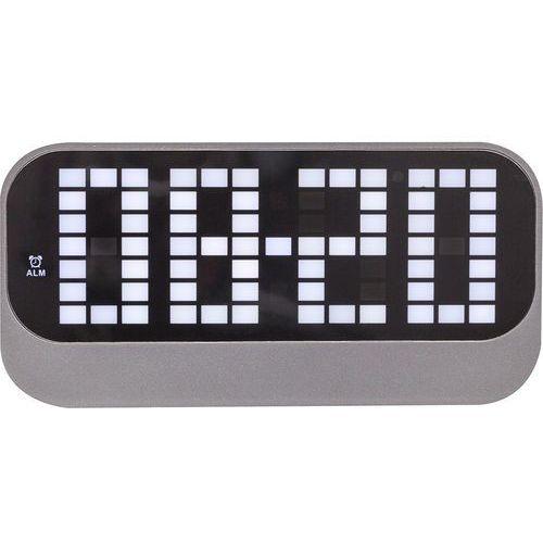 Budzik cyfrowy LED Loud Alarm Nextime czarny (5211 ZW)