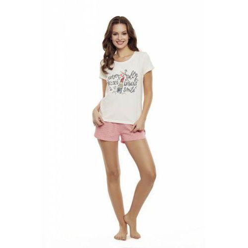 Henderson 35830 Devine 01x ecru piżama damska
