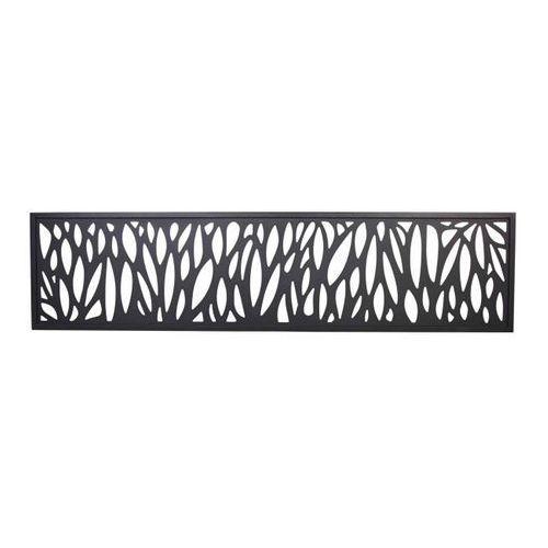 Blooma Moduł dekoracyjny neva aluminiowy 44 x 179 cm szary (3663602943013)