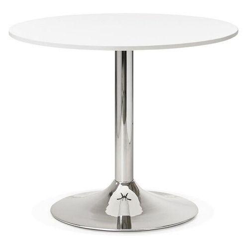Kokoon design - stół radon - biały blat