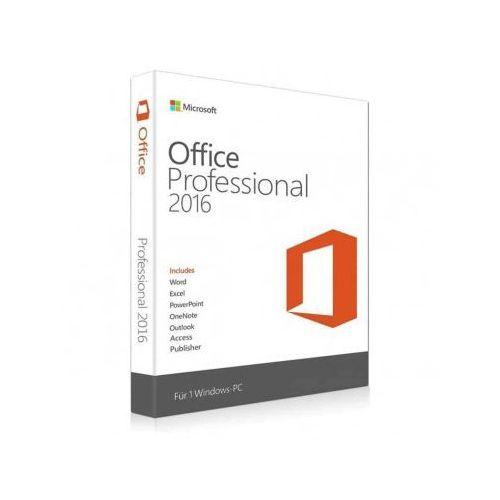 Microsoft Office2016 professional plus cd key global