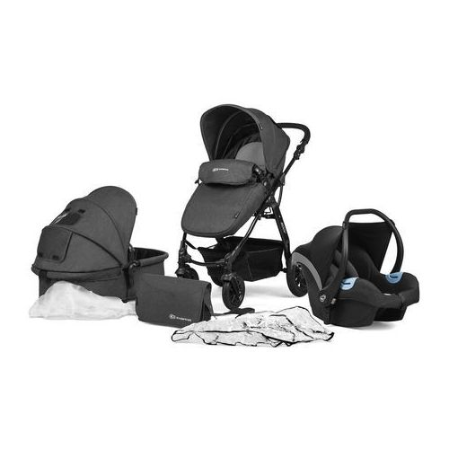 Kinderkraft Wózek wielofunkcyjny 3w1 moov 5y35bd