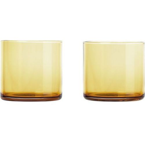 Blomus Szklanka mera 0,2 l, 2 szt. dull gold