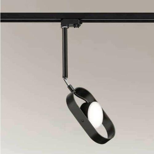 Shilo Regulowana lampa sufitowa furoku 7965 metalowa oprawa reflektorek led 4,5w do systemu szynowego biały