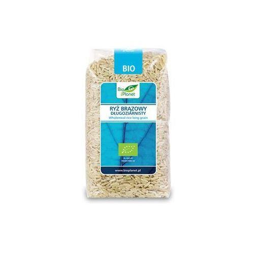 Ryż BRĄZOWY długoziarnisty BIO 500 g Bio Planet