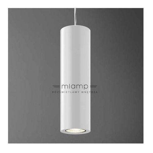 Lampa wisząca lan suspended 51711-0000-u8-ph-kolor metalowa oprawa zwis tuba marki Aqform