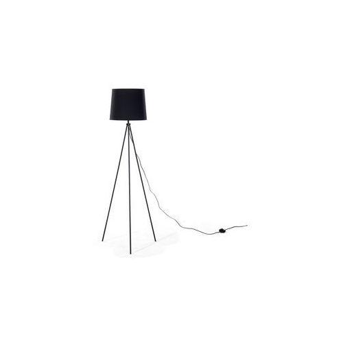 Lampa podłogowa czarna SAMBRA, kolor Czarny