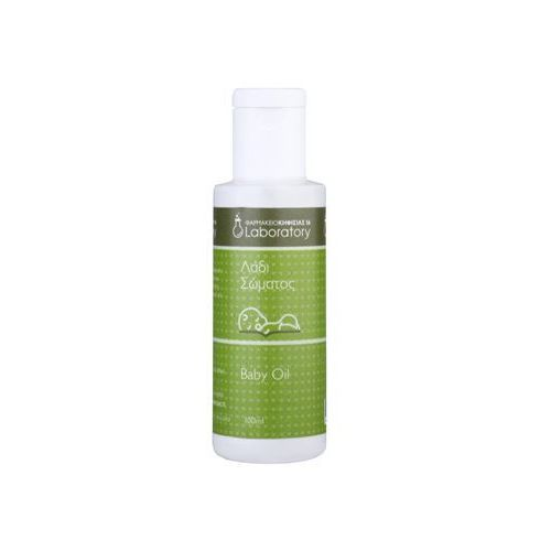 body olejek do masażu dla dzieci (baby oil) 100 ml marki Stc