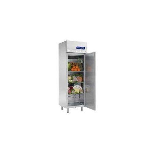 Szafa chłodnicza - 1 drzwi - 600x600x1890 - 400 litrów z kategorii Szafy chłodnicze i mroźnicze