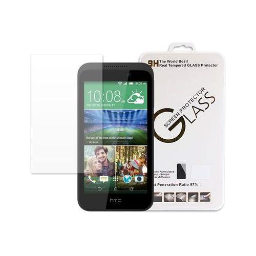 HTC Desire 320 - szkło hartowane, FOHC180TEGL000000