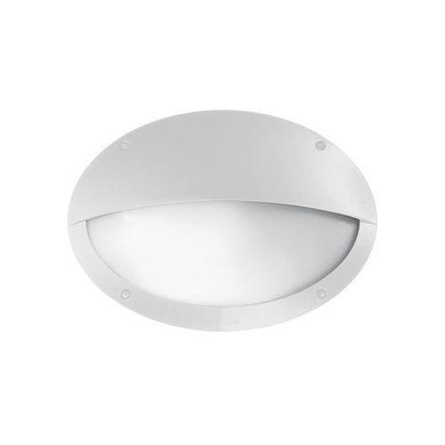 Ideal lux Kinkiet lampa ścienna zewnętrzna ogrodowa maddi-2 ap1 1x23w e27 biały 096735