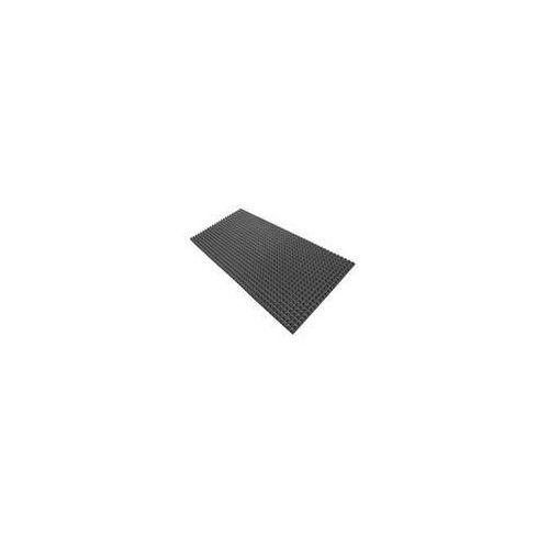 Mata akustyczna piramidka trudnopalna 7cm z klejem 200x100cm marki Bitmat - OKAZJE