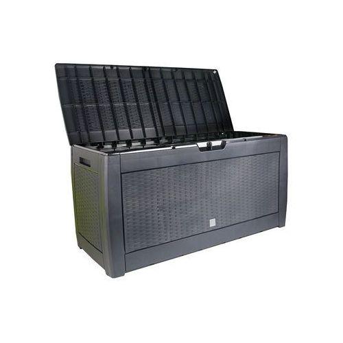 Skrzynia ogrodowa PROSPERPLAST Boxe Rato S433 Antracyt DARMOWY TRANSPORT (5905197098432)