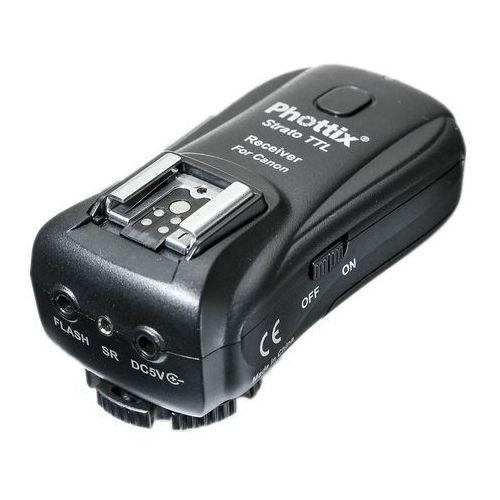 Phottix 89016 odbiornik Strato TTL do Canon - produkt w magazynie - szybka wysyłka! (5901054890164)