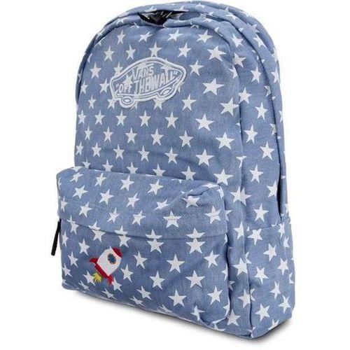 Vans realm backpack 7xj space rocket - plecak miejski