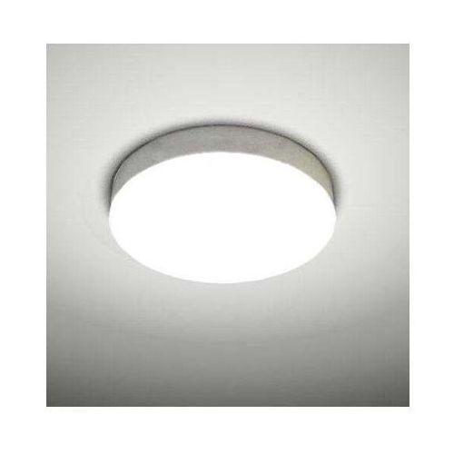 Plafon LAMPA sufitowa BUNGO 1157/G5/SZ Shilo ścienna OPRAWA metalowy KINKIET do łazienki szary, kolor Szary