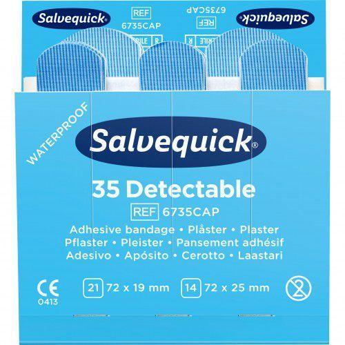 Blue Detectable Plaster - plastry wykrywalne