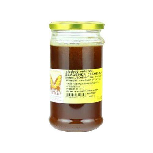 Ekstrakt słodu jęczmiennego 400g NATURAL (8594010319747)