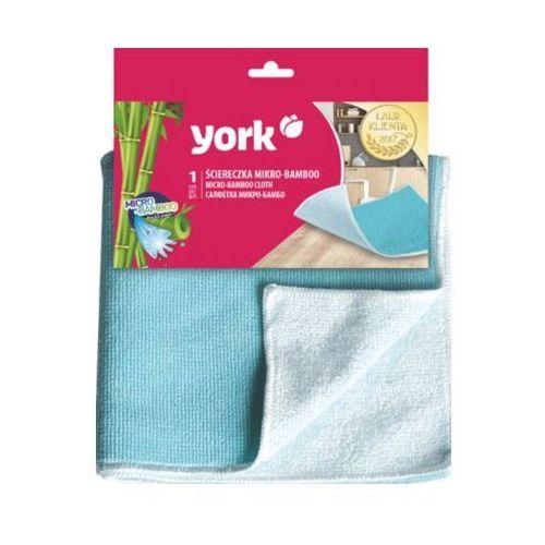 York Ściereczka mikro-bamboo 026230 niebieski