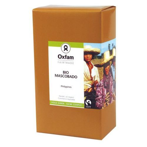 Cukier mascobado ft bio 1kg marki Oxfam