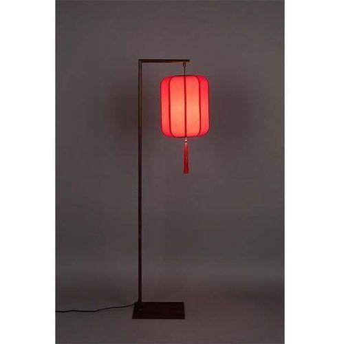 Dutchbone lampa podłogowa suoni czerwona 5100096 (8718548054110)