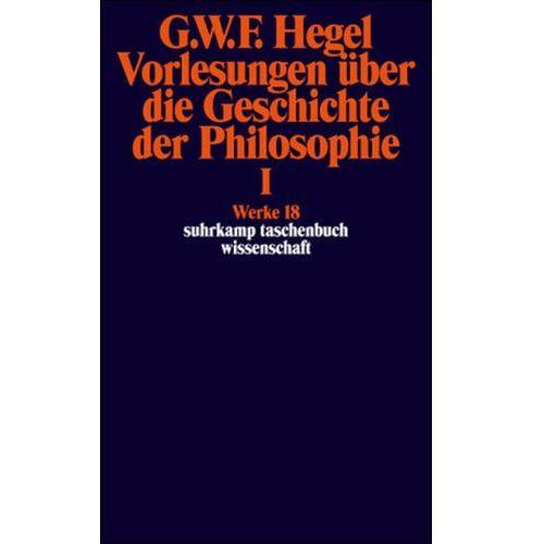 Vorlesungen über die Geschichte der Philosophie. Tl.1