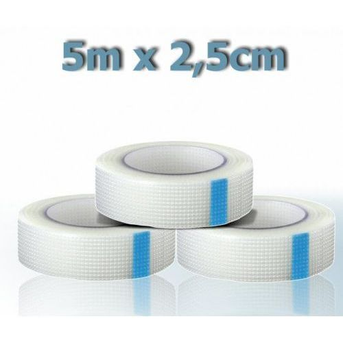 Splendore Przylepiec hypoalergiczny foliowy ogólnego zastosowania 5mx2,5cm