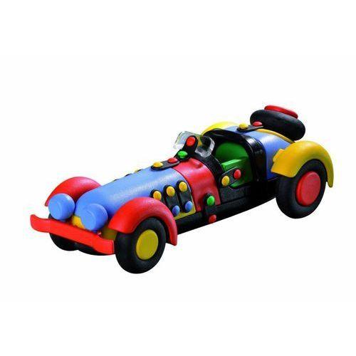Zestaw do składania mic-o-mic wesoły konstruktor samochód sportowy marki Mic-o-mic - zabawki konstrukcyjne