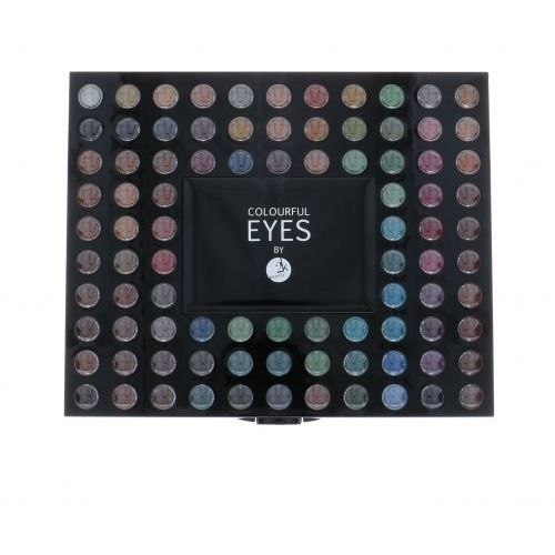 colourful eyes 98 eye shadow palette cienie do oczu 78,4 g dla kobiet marki 2k