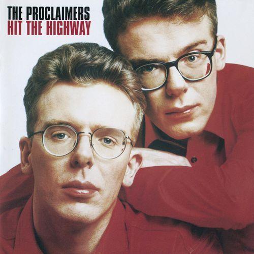 Emi music poland The proclaimers - hit the highway (digipack) - album 2 płytowy (cd)