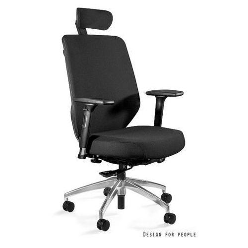 Fotel hero czarny tkanina, negocjuj cenę, nowość! marki Unique