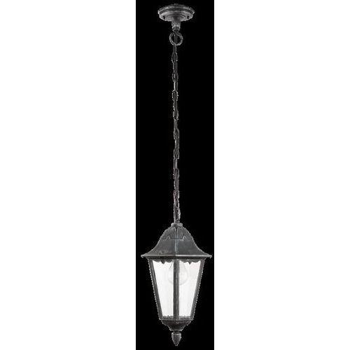 Eglo 93455 - Lampa wisząca zewnętrzna NAVEDO 1xE27/60W/230V, 93455