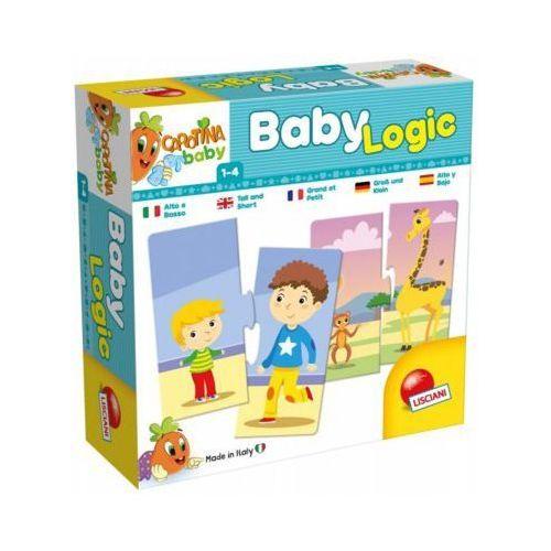 Gra Carotina Baby Logic - Wysoki czy niski? (8008324065400)