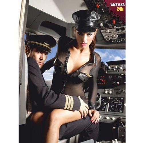 1217 plus size kostium stewardessy wyprodukowany przez Baci lingerie