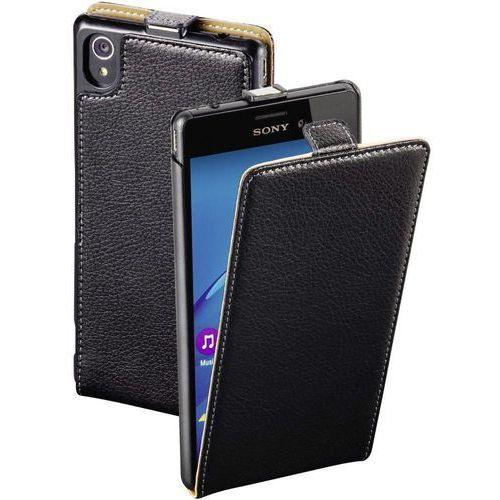 Pokrowiec na telefon Hama Smart Case 177545, Pasuje do modelu telefonu: Sony Xperia M4 Aqua, czarny (4047443316998)