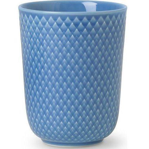 Kubek rhombe niebieski marki Lyngby