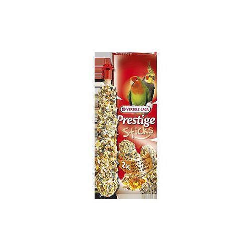 Versele Laga Prestige Sticks kolby orzechow-miodowe dla średnich papug 2szt/140g, kup u jednego z partnerów